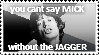 mick jagger stamp by kovainthesky
