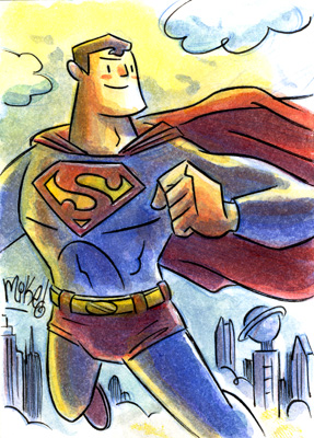 PSC- Superman by mikemaihack