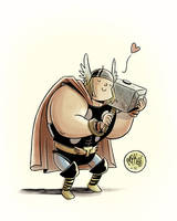 the mighty thor