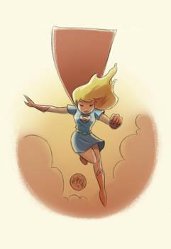 Supergirl 8-4-11