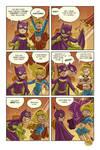Supergirl Batgirl Comic
