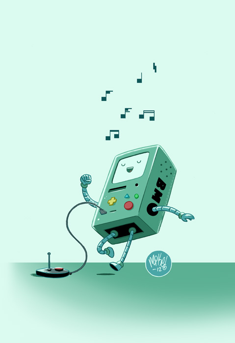 BMO by mikemaihack