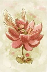 Petal Flower by mikemaihack
