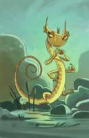 Salamander Snoop