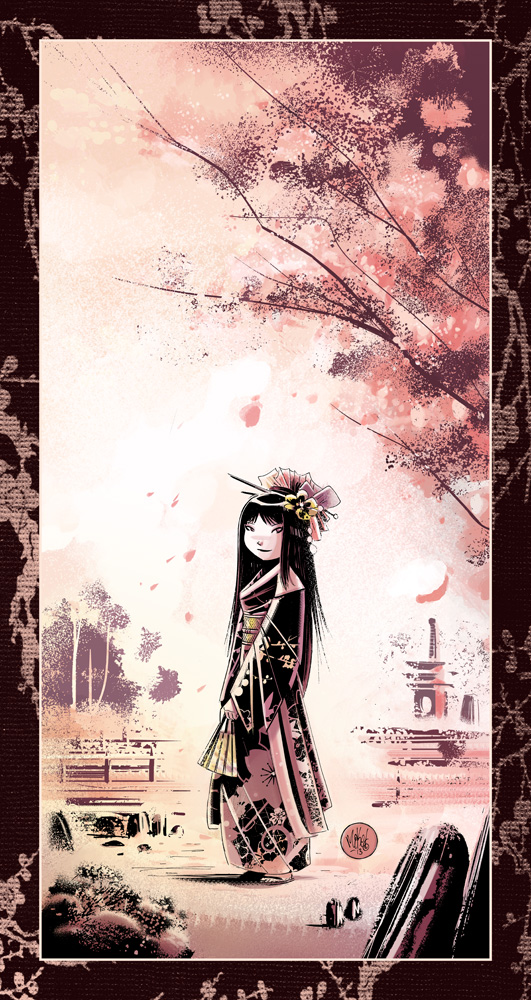 Kimono by mikemaihack