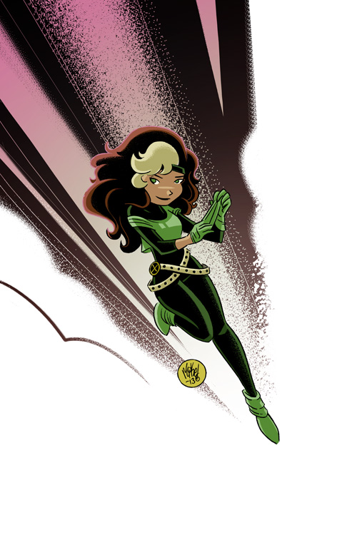 Rogue by mikemaihack