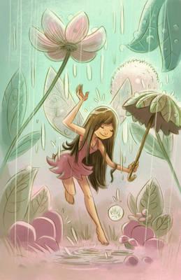 Dewdrop Shower