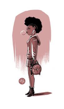 Girl number 5