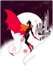 Batgirl the Batwoman