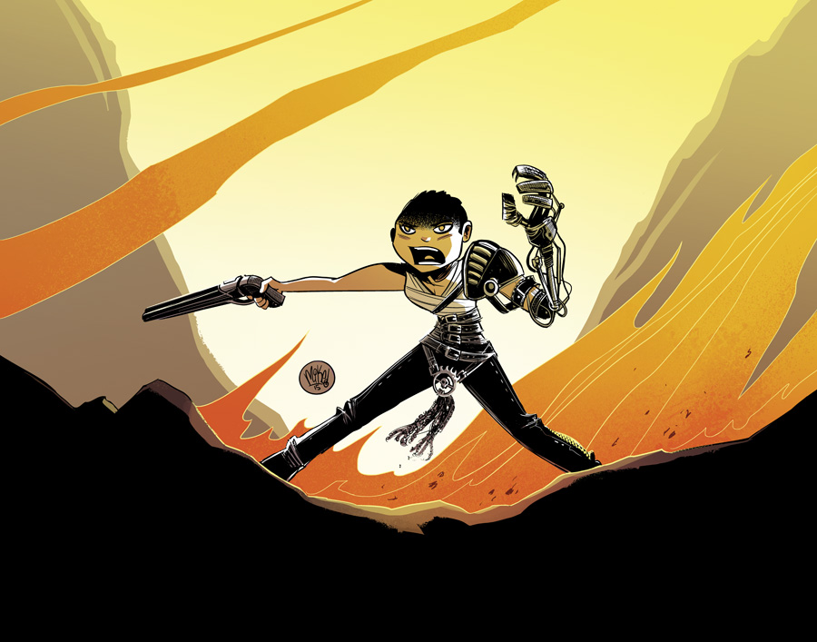 Furiosa by mikemaihack