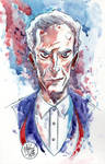 Watercolor: The 12th Doctor