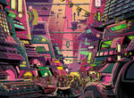 Inside Hykosis City