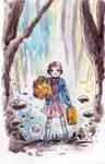 Watercolor: Eleven