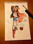 Supergirl (Wada Design)