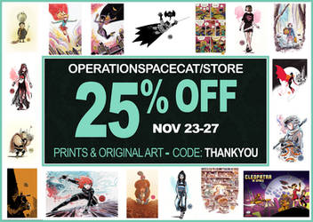 Thanksgiving Weekend Sale by mikemaihack