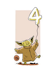May the 4th be with u