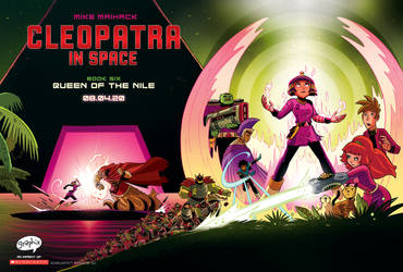 Cleopatra in Space 6