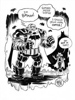 SuperBatober #14 Armor