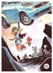 Supergirl SmartCar