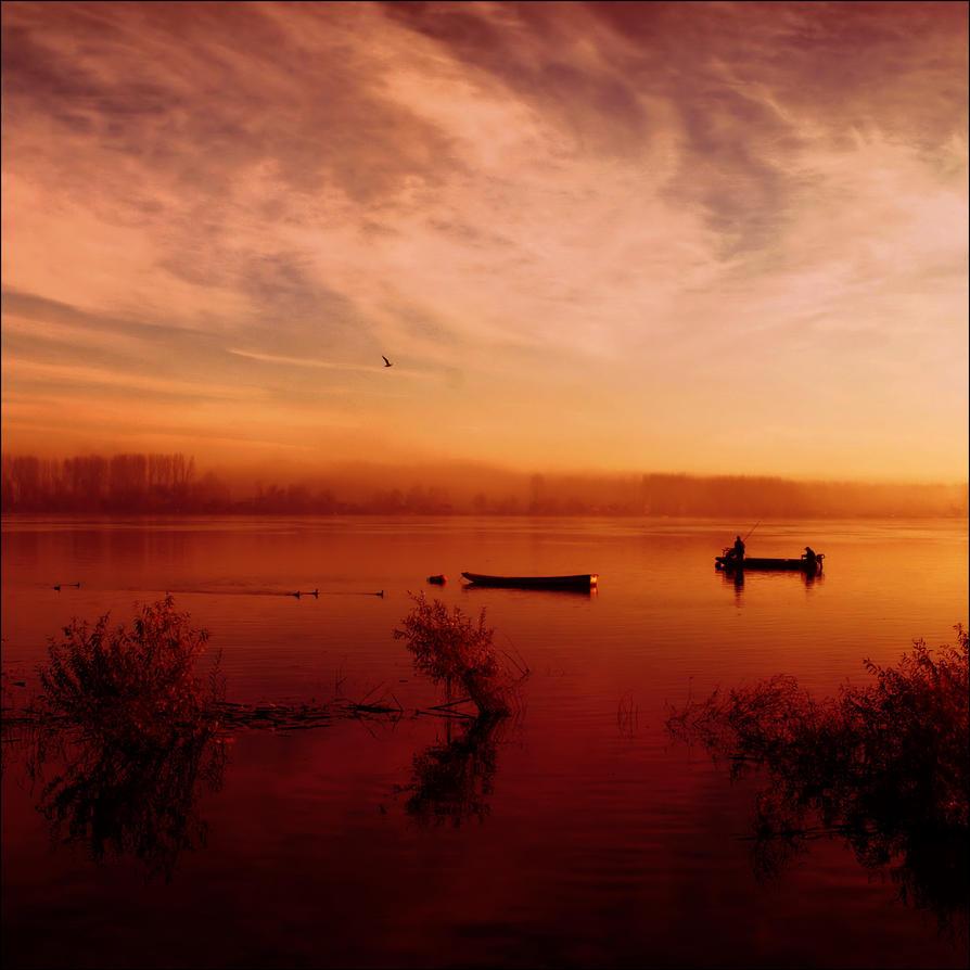 .....Danube magic..... by VesnaSvesna