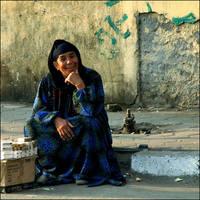 Old lady from Cairo by VesnaSvesna