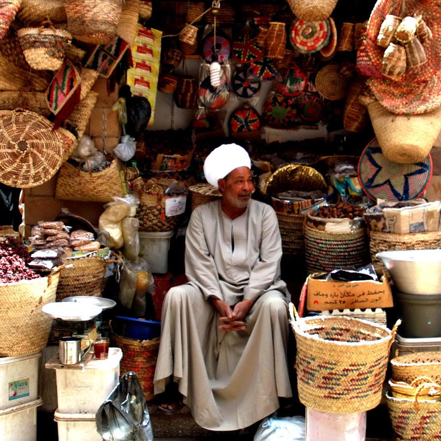 Old trader by VesnaSvesna on DeviantArt