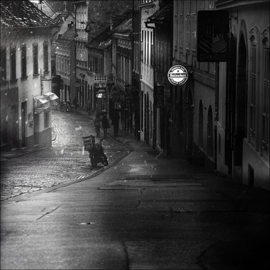 Zagreb by VesnaSvesna