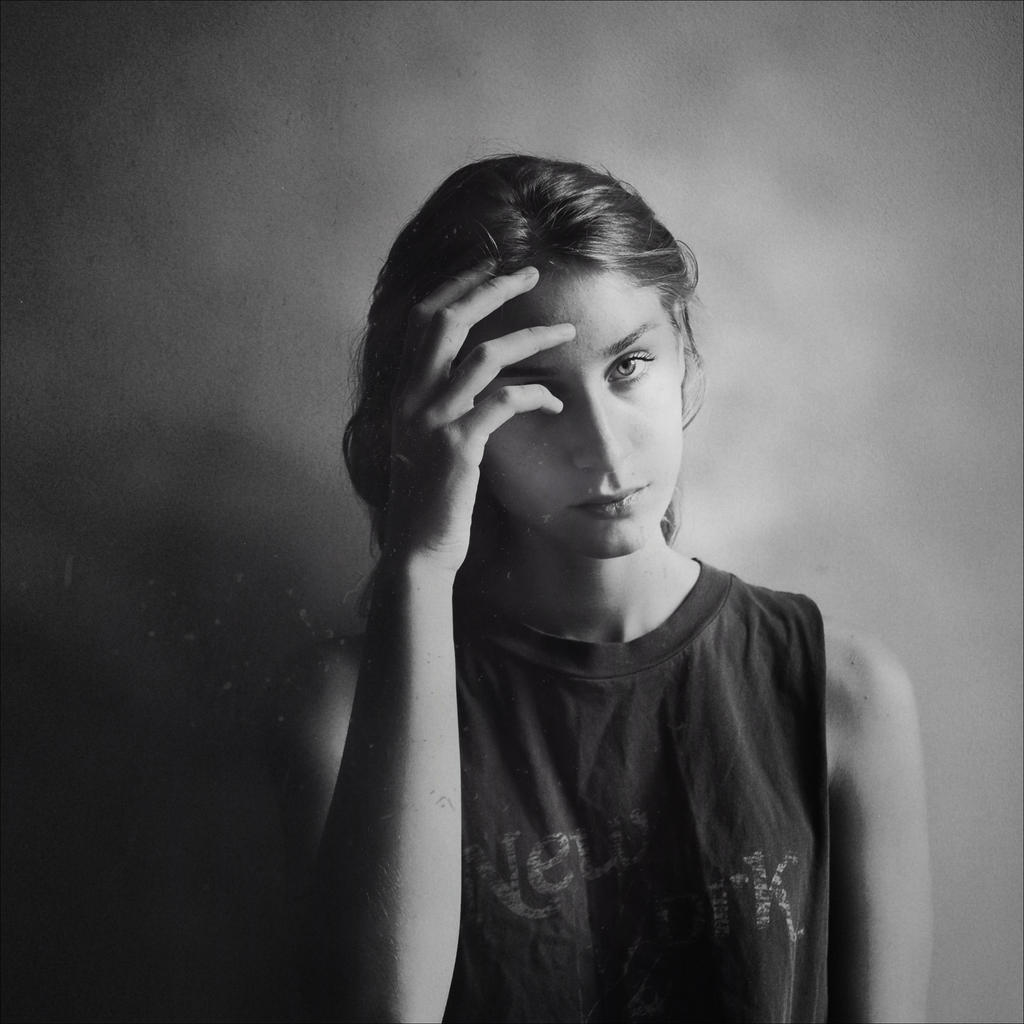 melancholy by VesnaSvesna