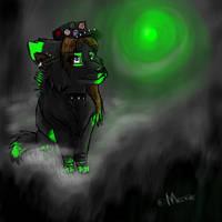 .: Mistu in oekakiiiw :. by Meoxie