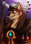 .: Druid Wolf [COLLAB]