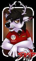 .: Skip Badge [COM]