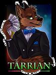 .: Tarrian EAST Badge [COM]