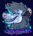 .: Omnipossum Badge [COM]