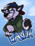 .: Nanuk Badge [COM]