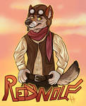.: RedWolf Badge [COM]