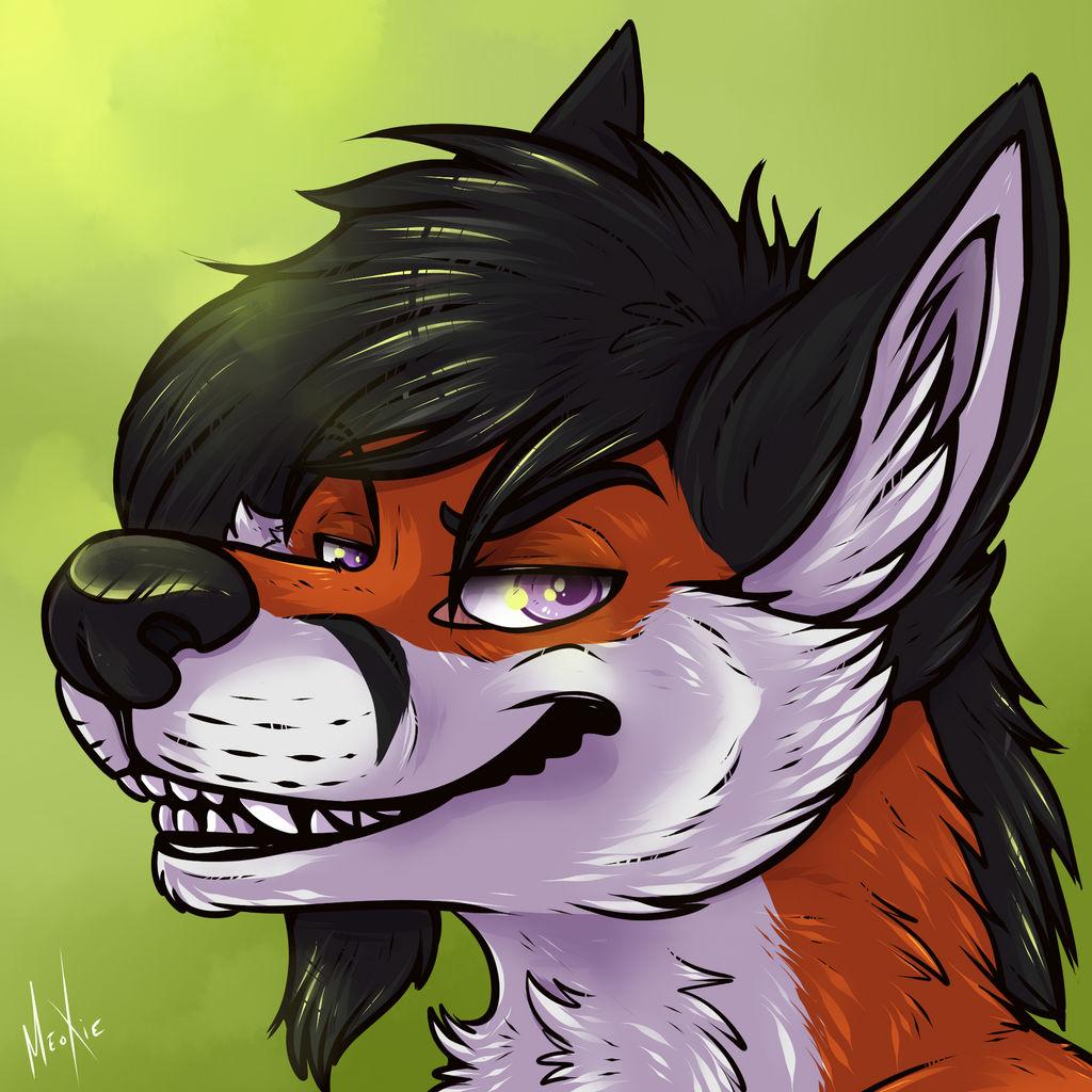 .: Dat fox smile [COM]