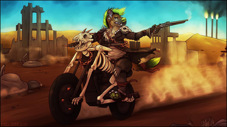 .: Riding Wild [COM]