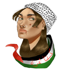 We are all Gaza! by RanouWorld