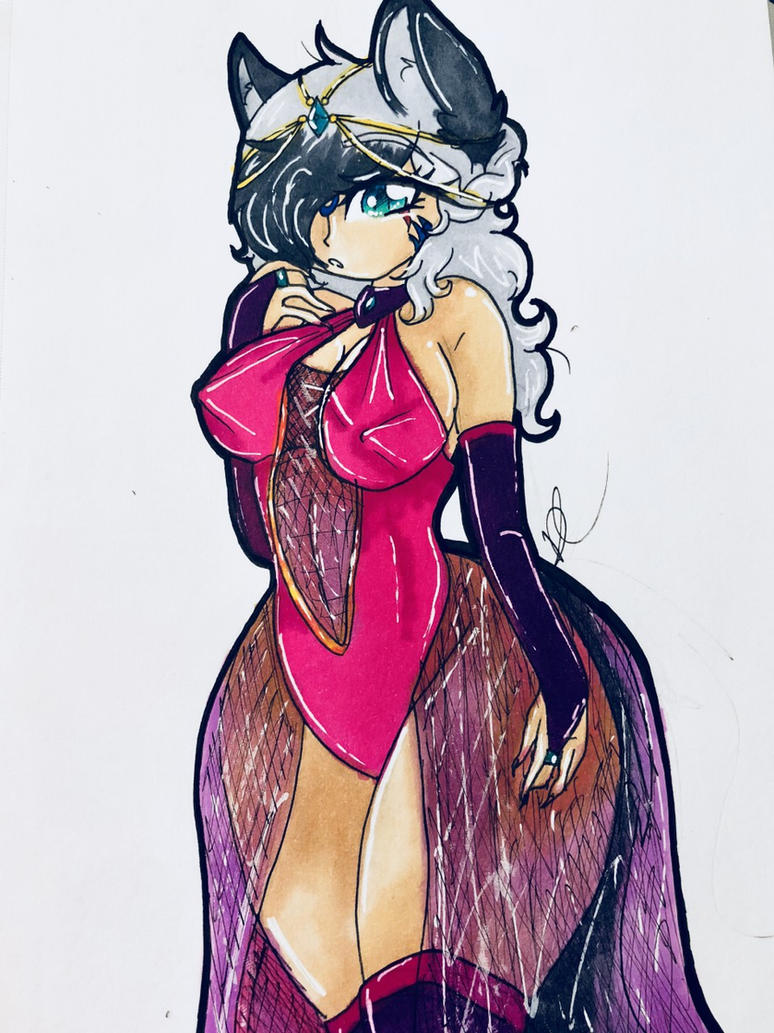 Royal Lingerie by sakuwolf666