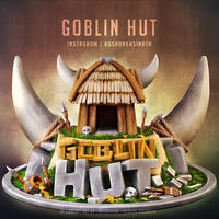 Clash Royale Goblin Hut