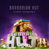 Clash Royale Barbarian Hut by roshankasinath