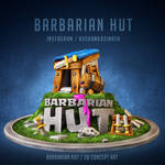 Barbarian Hut - Clash Royale