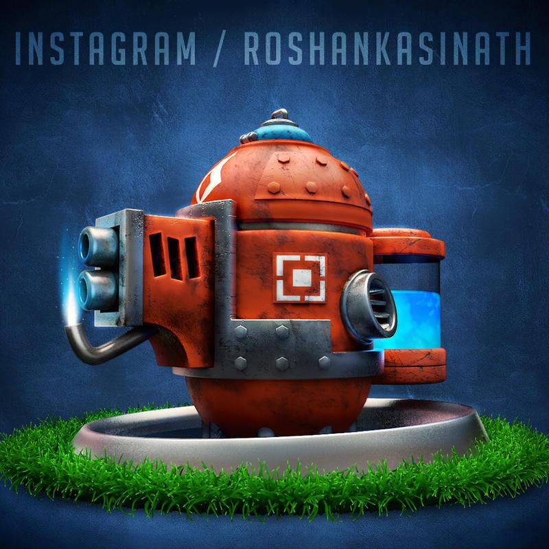 Hot Pot from BoomBeach by roshankasinath