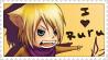 Ruru stamp by papuzka