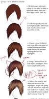 Hair CG tutorial