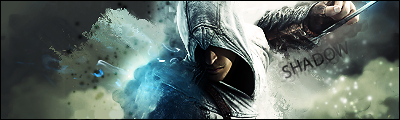 Banner: Assassins Creed by shadow288