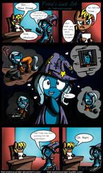 Comic Trixies Last Job by TheRandomJoyrider