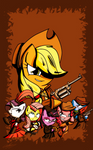 The Sheriff of Ponyville