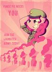 Pinkie's Laughter Army Propaganda
