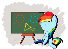 Geometry Dash by TheRandomJoyrider